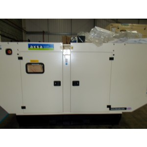 Brand New 165 Kva Standby 150 Kva Prime  Rated Perkins Engine Silent Diesel 3 Phase Generator
