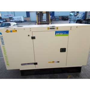Brand New 30 Kva Standby 27 Kva Prime  Rated Cummins Engine Silent Diesel 3 Phase Generator