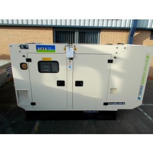 Brand New 66 Kva Standby 60 Kva Prime  Rated Perkins Engine Silent Diesel 3 Phase Generator