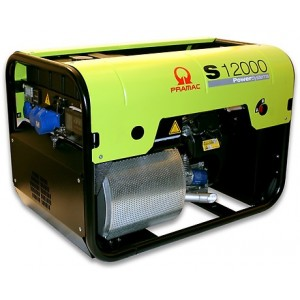 Pramac S12000 Electric Start 10Kva Petrol Generator
