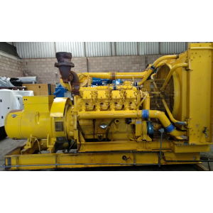 420 kVA Prime Power Dorman- Stamford (500KVA standby) YOM:1978 with ONLY 2181 Hours