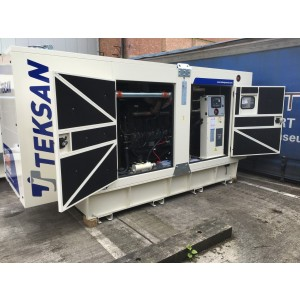 Brand New 275 Kva Standby 250 Kva Prime  Rated Doosan Engine Silent Diesel 3 Phase Generator