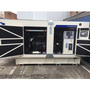 Brand New 232Kva Standby 206 Kva Prime  Rated Doosan Engine Silent Diesel 3 Phase Generator
