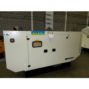 Brand New 200 Kva Standby 180 Kva Prime  Rated Perkins Engine Silent Diesel 3 Phase Generator