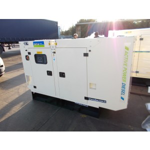 Brand New 22 Kva Standby 20 Kva Prime  Rated Doosan Engine Silent Diesel 3 Phase Generator