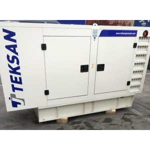 Brand New 114 Kva Standby 103 Kva Prime  Rated Perkins Engine Silent Diesel 3 Phase Generator