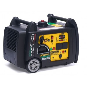 3500watt Champion Inverter Dual Fuel Generator -73001I-DF