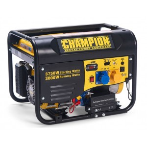 3500Watt CHAMPION Petrol Generator with Electric start -CPG4000E1